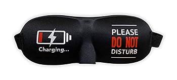 Sleep Eye Mask for Men and Women  Night or Travel Sleeping eye BlindFold masks - Best Contoured 3D face cover blackout eyemask Blindfolds and Eyemasks by Lazy Bear.