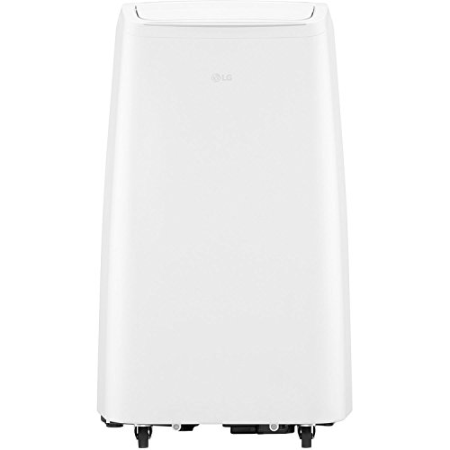LG LP1417WSRSM 115V Portable Air Conditioner with Wi-Fi Control in White for Rooms up to 400-Sq Ft. Renewed
