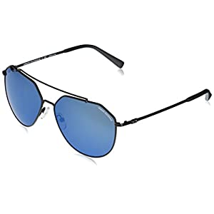 Armani sunglasses for men and women AX Armani Exchange Men's Ax2023s Metal Aviator Sunglasses