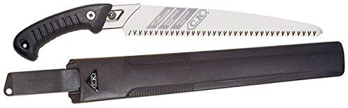 C.K G0923 Scie à élaguer avec fourreau 300 mm