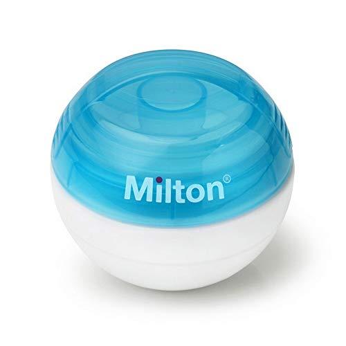 Milton Mini Portátil Chupete Esterilizador Azul