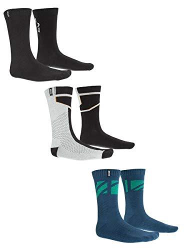 Ion Traze Fahrrad Socken grau 2019: Größe: 35-38