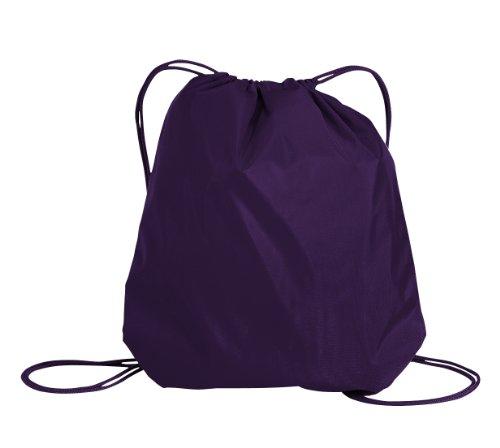 Port Authority® - Cinch Pack. BG85 Purple OSFA
