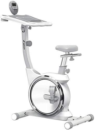 RUN Inicio Bicicleta de Spinning, Plegable Bicicleta estacionaria de Control magnético Resistencia, Conveniente para el Cuerpo Completo Ejercicio aeróbico/Pedal Ejercicio Equipo de Ejercicio