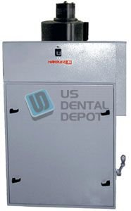 #105DC HANDLER - Dust Collector with ddrum Cartridge Filter - 5HP Dime 103506 Us Dental Depot