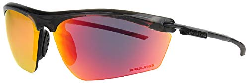 Rawlings RY1902 Grey/Red Youth Baseball/Softball Sunglasses 10247857.QTS