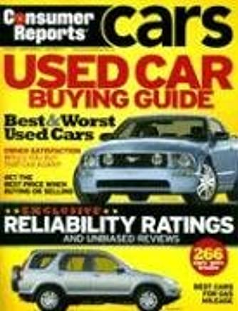 Worst Used Cars >> Consumer Reports Used Car Buying Guide Best Worst Used