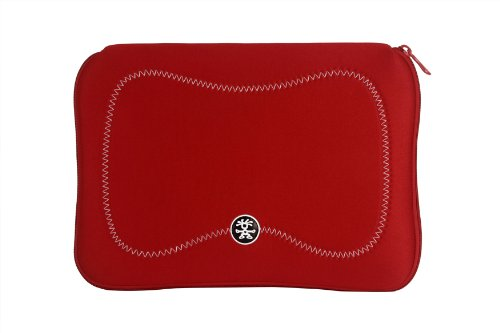 Crumpler Laptopsleeve Gimp, red, 13 inch, TG13-010