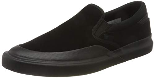 DC Shoes Dc Infinite Slip-on, Scarpe da Ginnastica Uomo, Black/Black/Black, 45 EU
