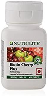 NUTRILITE® Biotin Cherry Plus