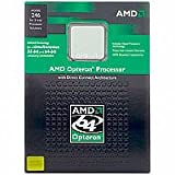 AMD Opteron 146 - Procesador (AMD Opteron, 2 GHz, Socket 939, 90 nm, 1000 MHz, 1 MB)