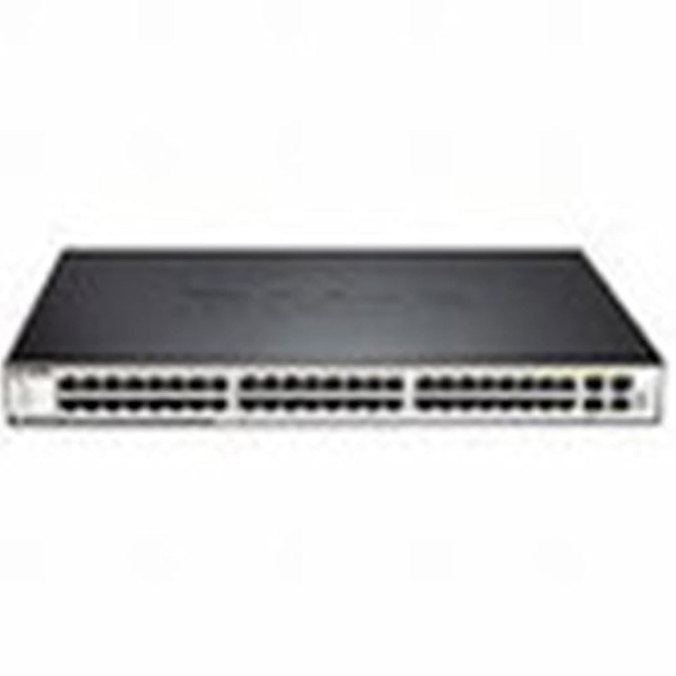 九ハドルちなみにディーリンクジャパン 48ポート 10/100/1000BASE-T(内4SFP Combo)+10G BASE-CX4×2 スタッカブルL2スイッチ DGS-3120-48TC/EI