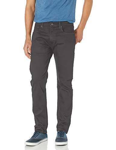 Levi's Men's 502 Taper Jeans, Graphite Twill, 32W x 30L
