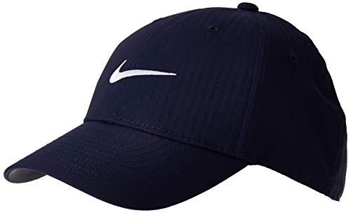 Nike Legacy91 Tech - Cappello Unisex, Unisex - Adulto Uomo, Cappello, BV1076, College Navy/Anthracite/White, Taglia Unica