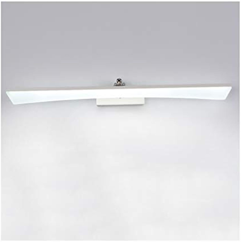 Bad Spiegelleuchten LED Spiegel Scheinwerfer, Bad Vanity Dressing Table Spiegel Scheinwerfer [Energieklasse A +] (Farbe   Warmes licht-40 cm)
