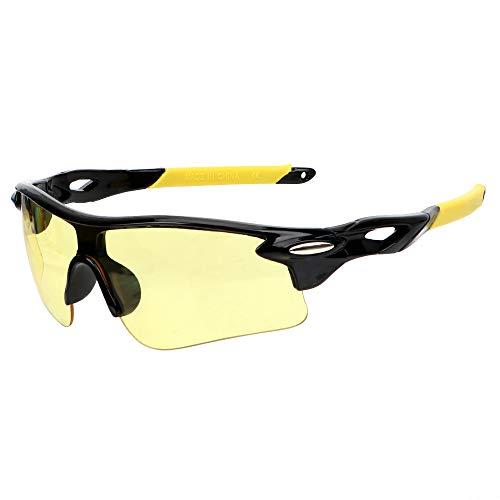 Óculos Esportivo Bike Ciclismo Corrida Proteção Uv 400