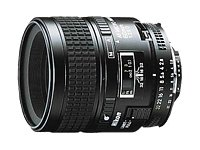 Nikon AF 60mm f/2.8 D MC Objectif Micro compact