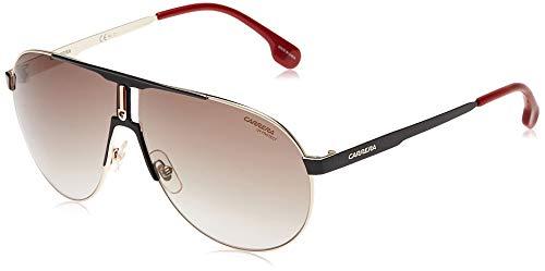 Carrera 1005/S HA 2M2 Gafas de sol, Negro (BLACK ), 66 Unisex-Adulto