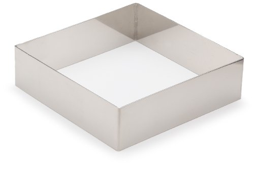 Lacor 68441 Cercle Carre pour Pâtisserie 14 X 14 cm