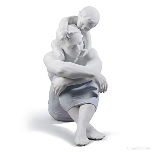 LLADRO\' Statue ICH WÜNSCHE Gute Papa Porzellan 010.08783