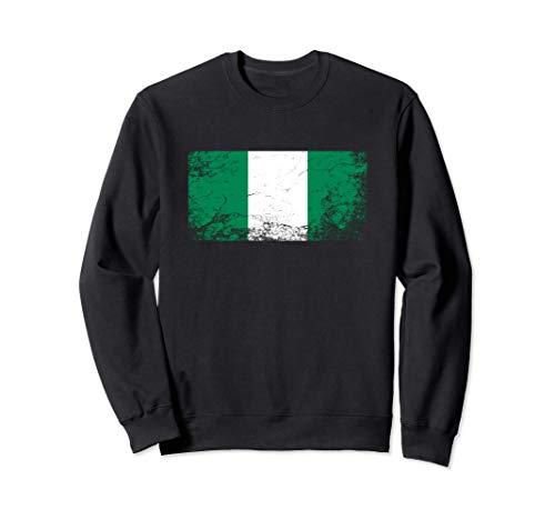 Bandera de nigeria - Nigeria Flag Sudadera