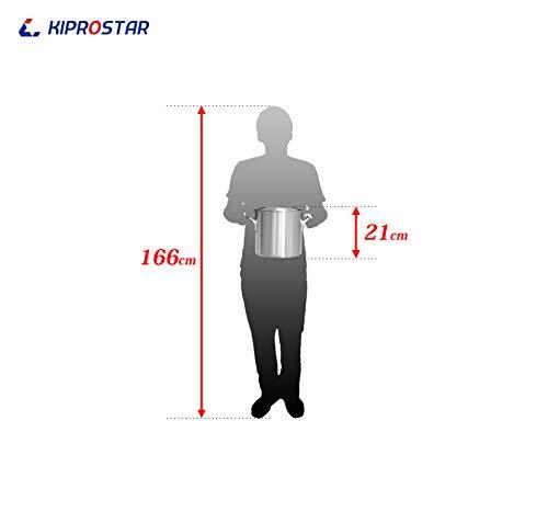 KIPROSTAR(キプロスター)『業務用アルミ寸胴鍋』
