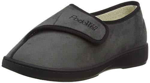 Podowell Unisex-Erwachsene Amiral Sneaker, Grau (Grau 7210160), 39 EU