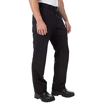 5.11 Tactical Men's Fast Tac Cargo Pant, Style 74439, Black, 38W x 30L