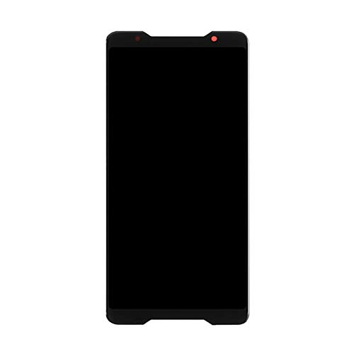 WSDSB Reemplazo de Pantalla LCD Pantalla Táctil De Pantalla Táctil 6.0'AMOLED Fit For ASUS ROG Phone ZS600KL LCD Pantalla De Pantalla con Panel Táctil (Color : Black No Frame)