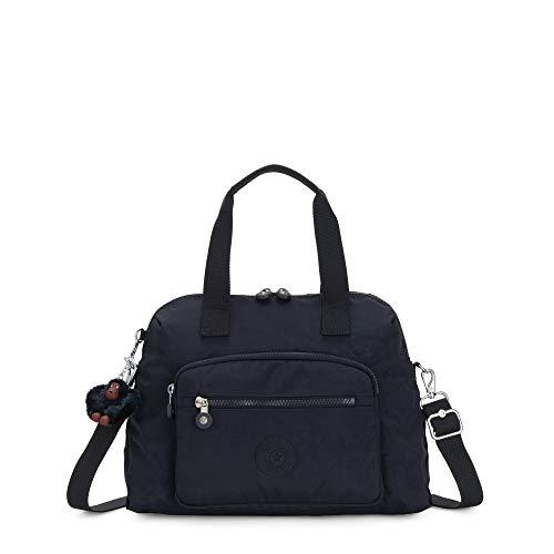 Kipling Tracy Tote Bag True Blue Tonal