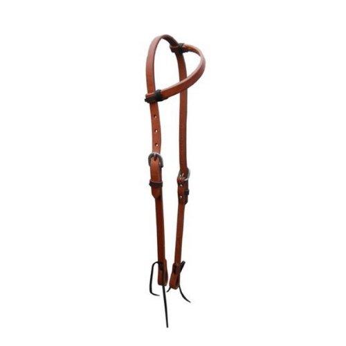 Einohr-Westerntrense Harness