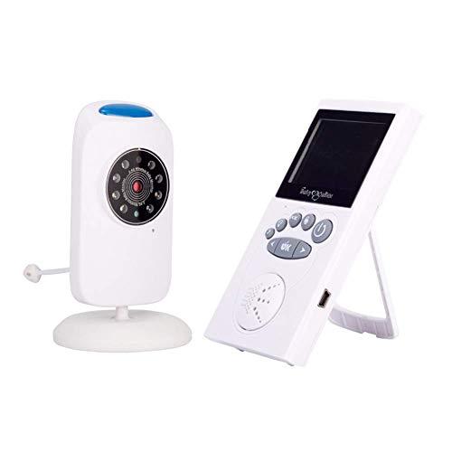 Monitor de bebé con cámara y soporte para visión nocturna Protección de privacidad de datos con visión nocturna automática y temporizador para dormir Resolución de 640 * ,Cámaras de vigilancia en domo