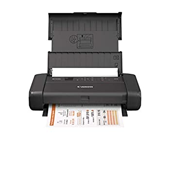 Canon Pixma TR150 Wireless Mobile Printer With Airprint And Cloud Compatible Black