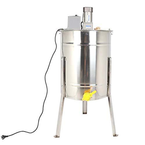 Fishlor Extractor de Miel, Extractor de Miel eléctrico de Abeja de Acero...