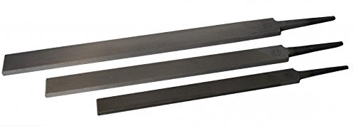 PFERD Universal-Plus Feile Flachstumpf Feilen Werkstattfeilen 20/25 / 30 cm, Länge:200 mm