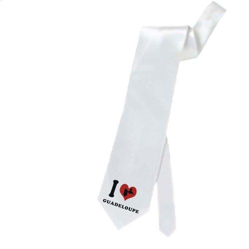 Kdomania - Cravate I Love Guadeloupe