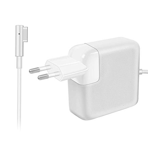 AndMore Cargador Compatible con MacBook Pro, Cargador MacBook 60W MagSafe 1...