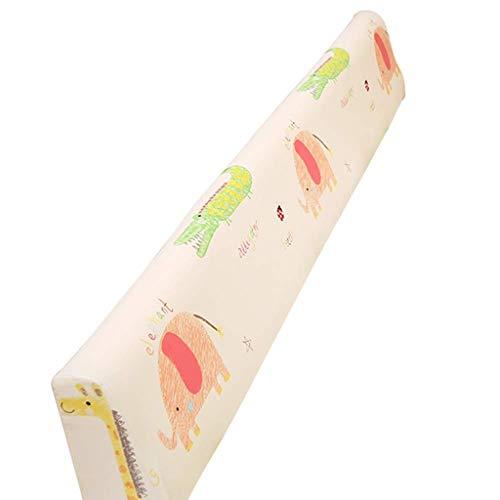WCX Opvouwbare Kids Bed Rail Katoen Doek Sponge Draagbare Opklapbare Bed Guard Voor De meeste Familie Tweepersoonsbedden