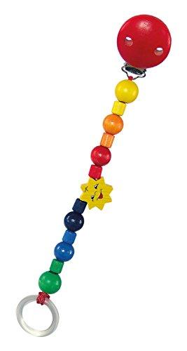 Hess-Spielzeug - Sucette et attache-sucette Soleil