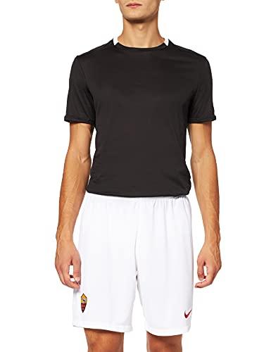 NIKE Pantalones de Juego Casa 2019/2020, Cortos, Hombre, Blanco, L