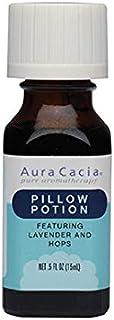 Aura Cacia, Essential Oil Pillow Potion, 0.5 Fl Oz