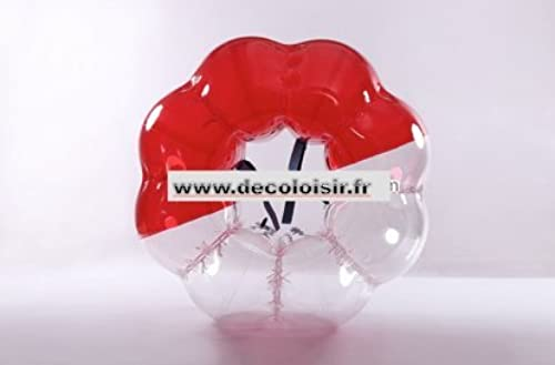 la mejor selección de BUBBLE BUBBLE BUBBLE fútbol, 1,50 m, Color rojo  venta