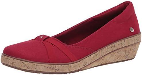 Grasshoppers Women s Gigi Wedge Sandal Sneaker Navy 11 product image