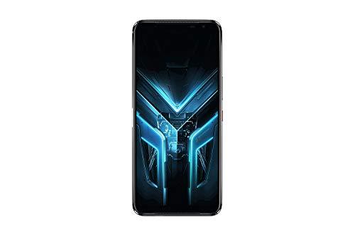 ASUS ROG Phone 3 512GB Handy, schwarz, Black Glare / Glass Semi transparent