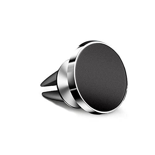YHDNCG Soporte para teléfono de coche, soporte de teléfono móvil giratorio de 360 grados, soporte magnético del teléfono del coche, soporte ajustable del teléfono móvil