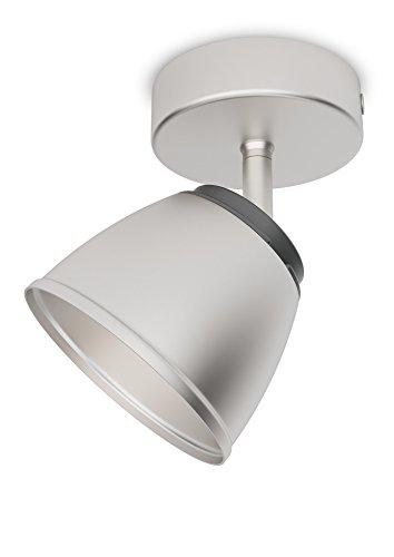 Philips 533501716 County Luminaire d'Intérieur Spot LED Métal Chrome 4 W