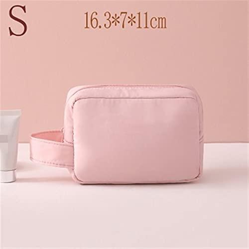 KTSM-Stop-T Multifunción Bolsas de Maquillaje de Belleza Mujeres Viajes Cosméticos Bolsa Soft Wit Bag Organizador Maquillaje Bolso Impermeable Belleza Bolsa Necessirire para niñas Estuche cosmético