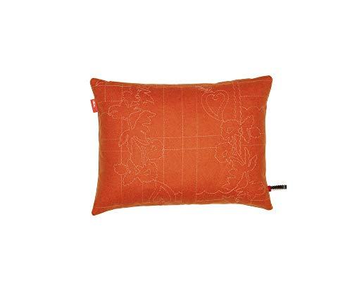 Vitra Kissen Pillow Maharam Layers Park Poppy/Melon 300 x 400 cm Hella Jongerius