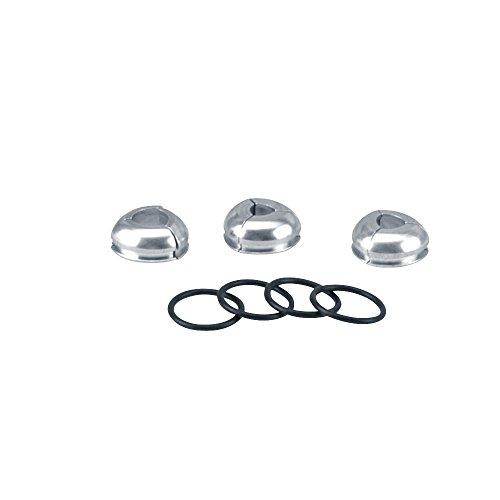 Smartreloader Set di 3 Collet di Alluminio di Ricambio per Martello Cinetico SR1750