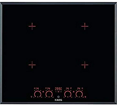 AEG HK674400FB - Placa (Integrado, Inducción, Negro, Tocar, 50/60 Hz)